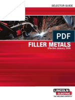Filler Metals Selector Guide