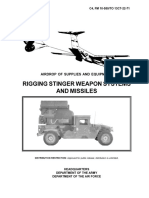 Airdrop of Supplies and Equipment Rigging Stinger Weapon Systems and Missiles - 29_december_2000