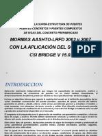 Presentacion Puentes Slides Sub-estructuras