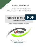 Amostra Petrobras Engenheiro Processamento Controle Processos