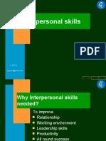 Interpersonal Skills and Personality Development 118