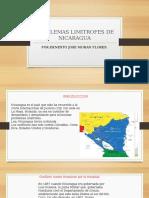 Problemas Limitrofes de Nicaragua - Copia