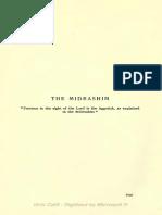 Maurice H. Harris, Hebraic Literature (Midrashim) 2 (Khazarzar)