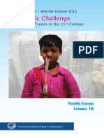 The Pacific Challenge - Development Trends in the 21st Century