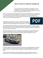 Objetos Perdidos. Policía Local De la ciudad de Santiago De Compostela
