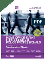 Event Brochure 2016