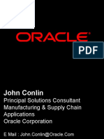 Oracle Advanced Supply Chain Planning Along With Oracle Shop3926