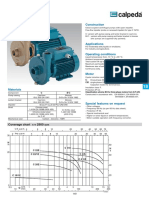 Design Water Pump Muller