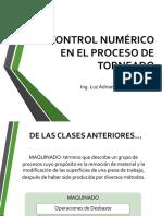 Control Numerico en El Proceso de Torneado 1