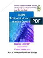 Thailand Broadband Infrastructure and International Connectivity (2)