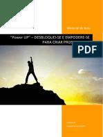 """""""Power Up"""" – Desbloquei-se e Empodere-se Para Criar Prosperidade"""