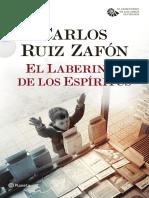 34229 El Laberinto de Los Espiritus Cap 1