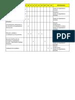 cronograma capacitacion