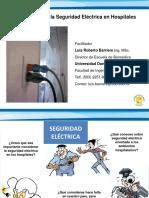 Seguridad Electrica Hospitalaria