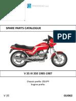 V 35 III 350 1985-1987