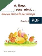 Pommes de Terre, Je Vous Aime. - Daniel Pierre