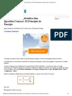 Principios de La Hidráulica _ El Principio de Energía _ Tutoriales Al Día - Ingeniería Civil