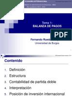 01;02; Tema 1 (Balanza de Pagos) (Versión Completa)