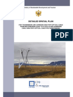 DPP for Corridor of a Transmission Line