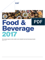 Brand Finance Food and Beverage Report Locked