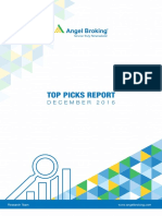 Angel Broking Research Top Picks Dec 2016