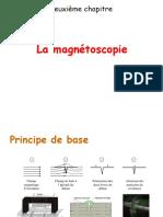 La Magnétoscopie
