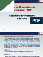 ONP - EXPOSICION CIP