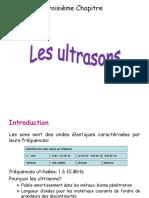Les Ultrasons