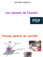 Les Courants de Foucault