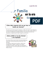 Ser Familia en La Era Digital
