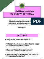 Essentials of Newborn Care
