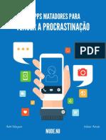 14 Apps Anti Procrastinacao