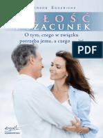 Miłość i Szacunek - Emerson Eggerichs