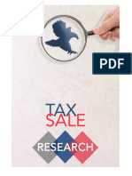 TaxSaleResearch Ok