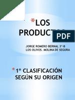 Los Productos (1)
