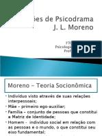 Psicodrama Moreno