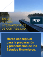 Marco Conceptual - Clase IFRS I
