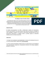 Programa Curso Bandeja de Arena CONCEPCION 2016