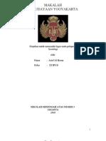 Download makalah-kebudayaanjogjabydevinasafiraSN34273179 doc pdf