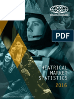 2016 Theatrical Market Statistics Report - MPAA