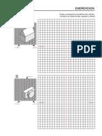 APOSTILA - Exercícios de Vistas ortograficas.pdf