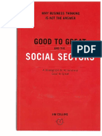Collins Jim Good to Great and the Social Sectors1