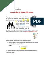 presentacion leyeselectricas
