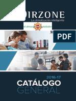 Airzone Tarifa Catalogo 2016 17
