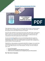 DB Transactions(ACID)