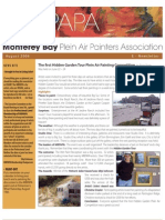2006 V 3 Monterey Bay Plein Air Painters Association Newsletter