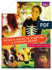 Guide to Starting an Animal Rights Student Group