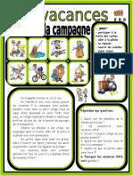 26928 Ces Vacances on Va La Campagne 2