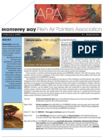 2007 V 1 Monterey Bay Plein Air Painters Association Newsletter