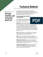 LTB-26 Lubricant Storage%2c Stability and Shelf Life 120120